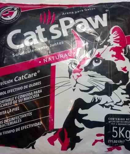Arena Cats Paw Detras Del C.c Buenaventura Guatire