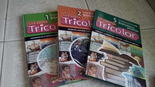 Biblioteca Escolar La Cadena Tricolor