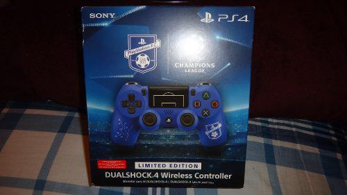 Control Dualshock Ps4 Limited Edition Original Nuevo