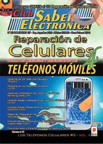 Curso De Reparación Y Liberación De Teléfono Celulares
