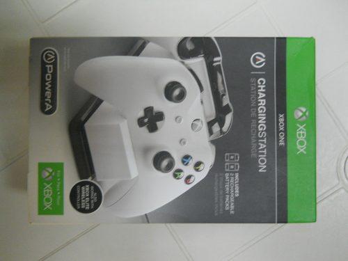 Estacion De Carga Powera Para Controles Xbox One