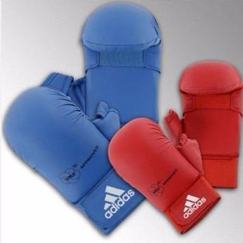 Guantes Para Karate adidas Original Con Protector De Pulgar