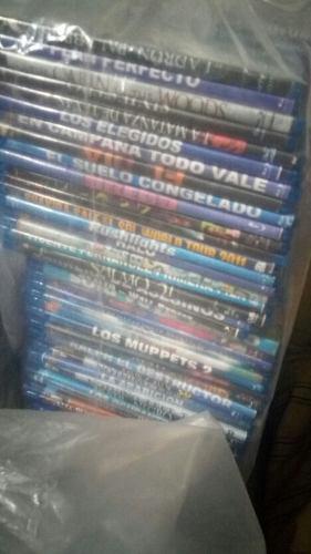 Lote De Películas De Blu Ray A Buen Precio