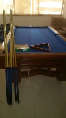 Mesa De Pool Y Billar Oferta Perfecto Estado