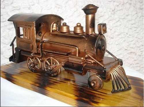 Tren De Colección Artesanal