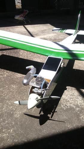 Avion Solo Sport R.c Nuevo A Estrenar