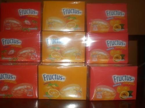 Bebidas En Sobre Instantáneas Fructus 1,5 Lts