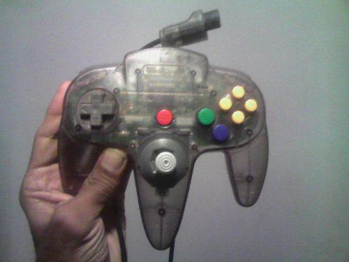 Control Para Consola De Juego Nintendo 64