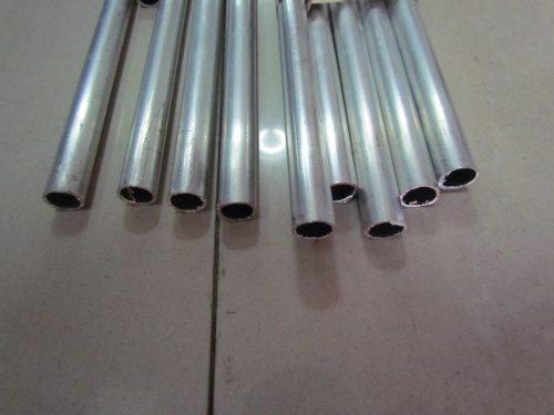 Cortineros De Tubo De Aluminio