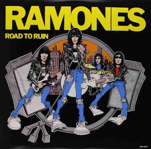 Disco De Vinil De Los Ramones, Road To Ruin