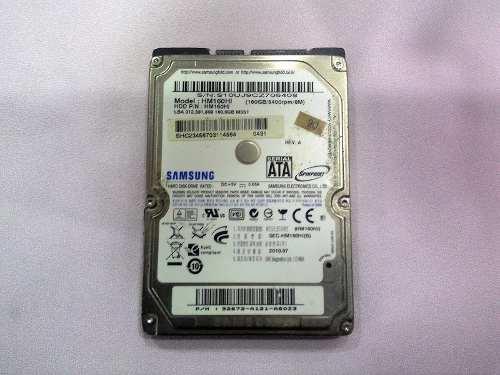 Disco Duro Samsung 160 Gb Laptop