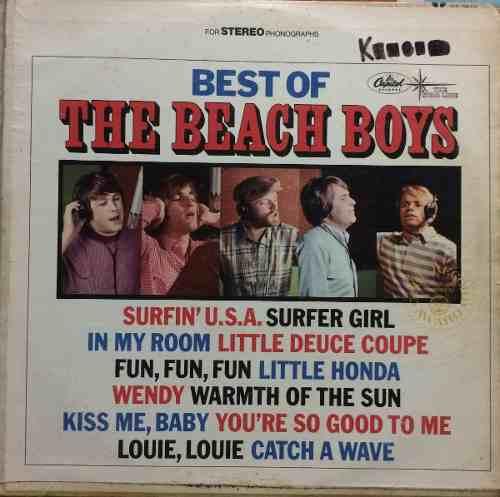 Disco Vinyl Importado: Best Of The Beach Boys