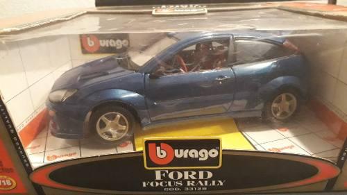 Ford Focus Rs, 1:18 Bburago