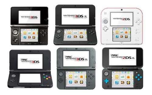 Juegos Digitales De 3ds (chipeo Incluido Con La Compra)