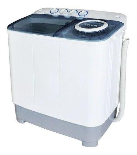 Lavadora Doble Tina Semi Automática Daewoo 7 Kilos Super