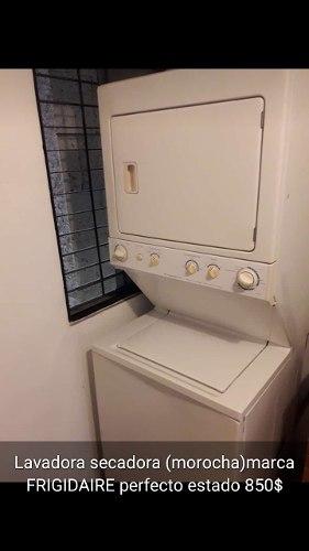 Lavadora Secadora (morocha) 13k Perfecto Estado Frigidaire