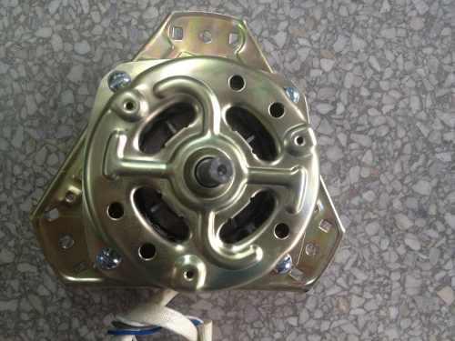Motor De Secadora Doble Tina 60w Eje 10mm
