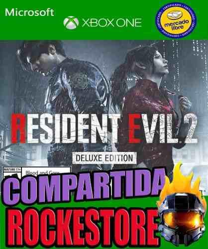 Resident Evil 2 Remake Deluxe Online/offline Rockestore