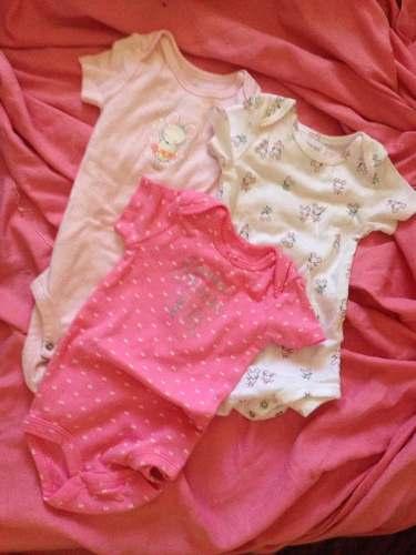 Ropa Para Bebès (niñas) Talla 12 Meses
