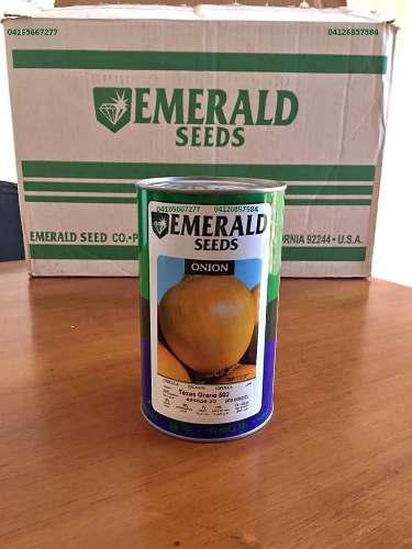 Semilla De Cebolla Esmeralda Texas 502 Año 2019