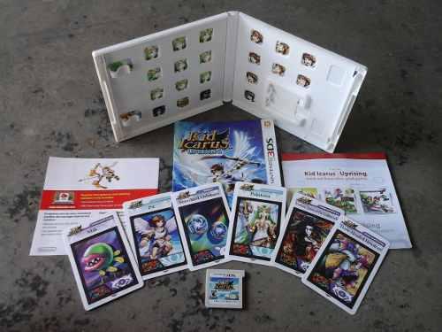 Vendo O Cambio Kid Icarus Uprising Nintendo 3ds