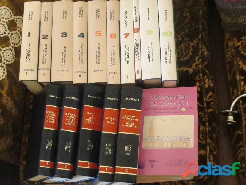 Biblioteca de Contabilidad Finney Miller, Lawrence & Holme
