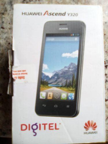 Celular Huawei Ascendido Y 320