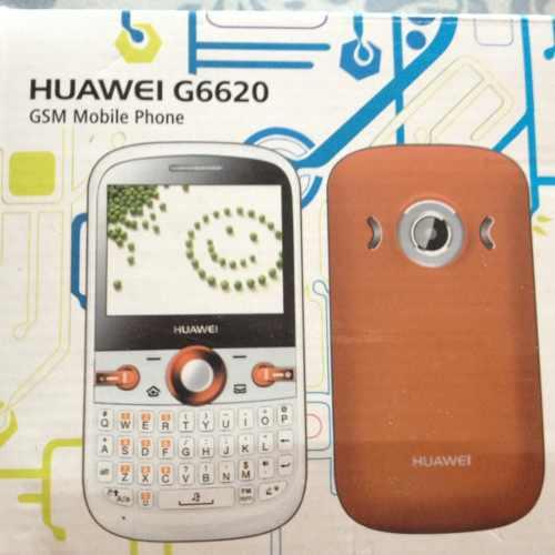 Celular Huawei G. Para Repuesto.