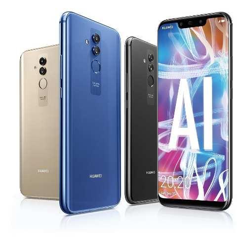 Huawei Mate 20 Lite 4gb 64gb 24mp 20mp Dual Sim G (210)