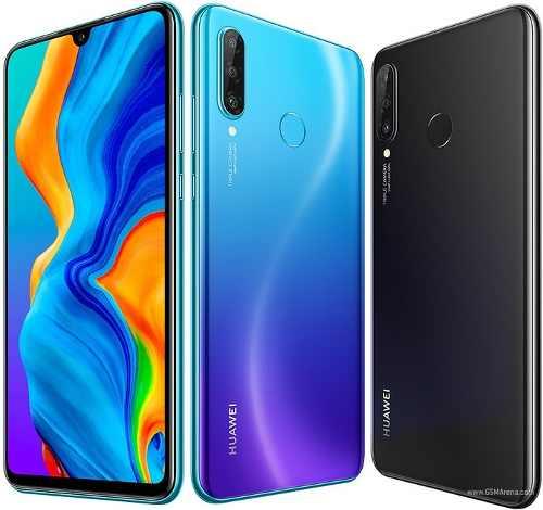 Huawei P30 Lite 128gb 4gb Ram 8 Nucleo En Azul Sambil *320*
