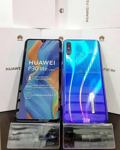 Huawei P30 Lite gb Dualsim 4g+lte
