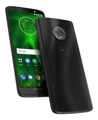 Motorola Moto G6 32gb 3gb Ram mah 12mp + 5mp *160v*