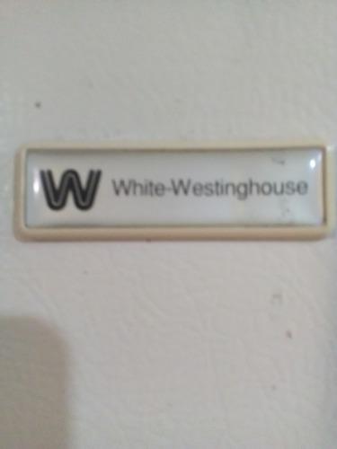 Nevera White Westinghouse