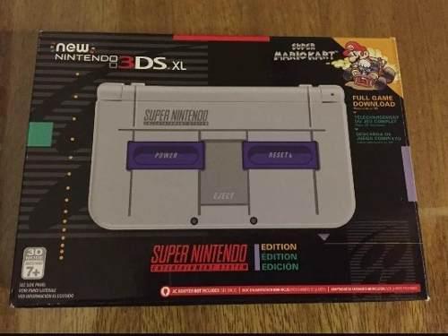 New Nintendo 3ds Xl Versión Especial Y Versión Normal