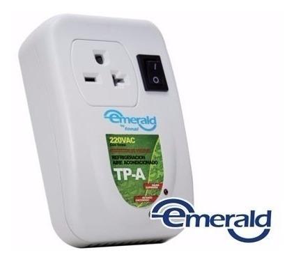 Protector Voltaje 220v A/ Acondicionado Nevera E-pta A250