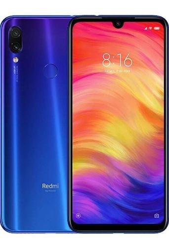 Redmi Note 7 4gb Ram 64 Gb Rom + Forro (190)