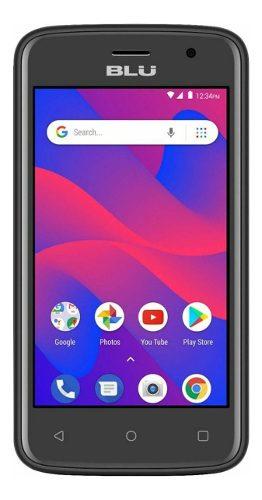 Telefono Celular Android 8.1 Blu C4 3g 5mp 8gb + Forro 50vrd
