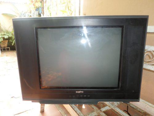 Tv Sanyo De 21 Para Reparar O Repuesto (acepto Cambio)