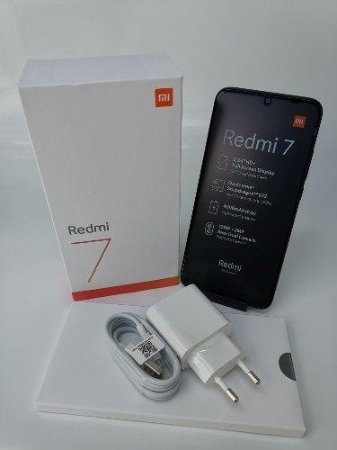 Xiaomi Redmi 7 // 3gb Ram + 32gb Rom Doble Sim