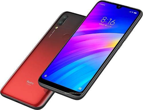 Xiaomi Redmi 7 64gb 3gb Ram 4g Lte Huella Dual Sim *155*