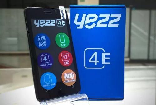 Yezz 4e 8gb 1gb Ram Nuevo Somos Tienda!
