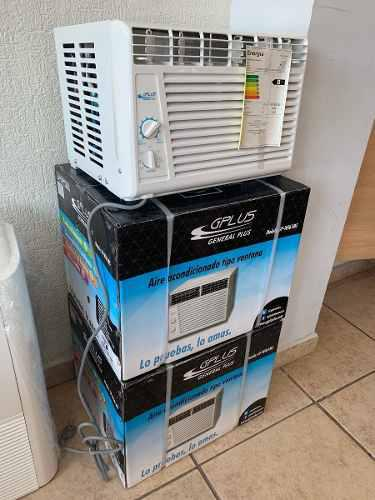 Aire Acondicionado De Ventana 6000 Btu 110v Gplus