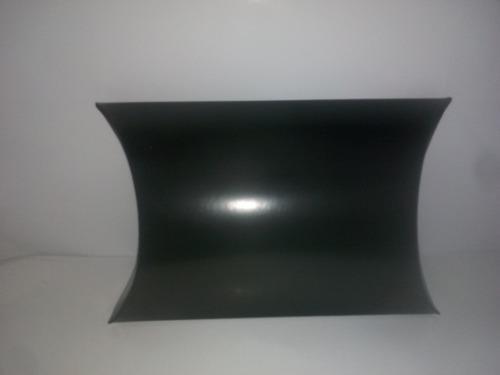 Caja Almohada 10x10 En Marron Oscuro (24 Pzas.)