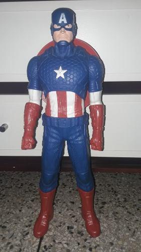 Capitan America Figura De Acción