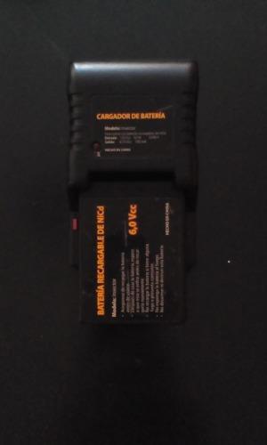 Cargador Y Bateria Del Insector