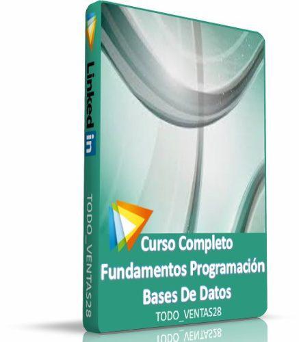 Curso Completo Fundamentos De La Programación Bases De