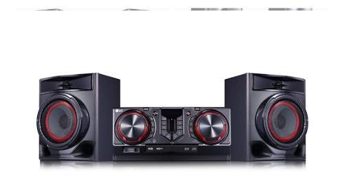 Equipo De Sonido Lg Xboom Cj44