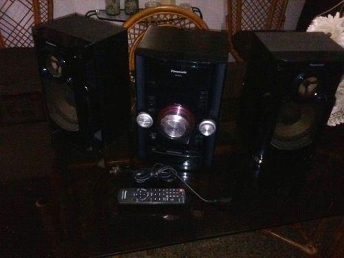 Equipo De Sonido Panasonic Modelo Sa Akx12