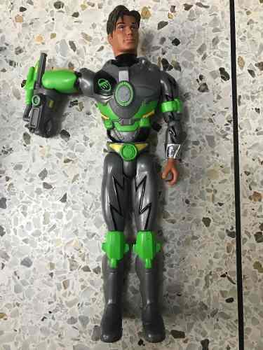 Figura De Acción Max Steel