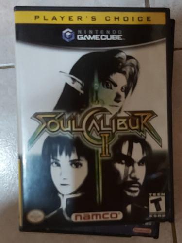 Juego De Gamecube Soul Calibur